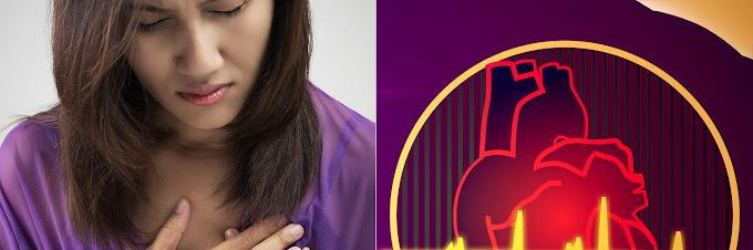 Hanya Terjadi pada Wanita, 6 Gejala Berbahaya Serangan Jantung ini Harus Anda Waspadai, Terutama Gejala Nomor 6
