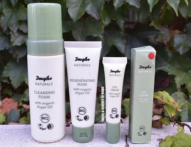 Douglas Naturals: cosmética Bio y Vegana