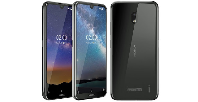 New Nokia 2.2 Budget smartphone with an Android One