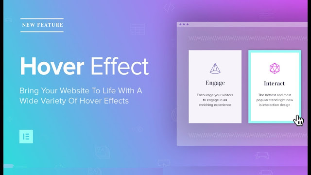 Beautiful Hover Effect For Post Thumbnail Image