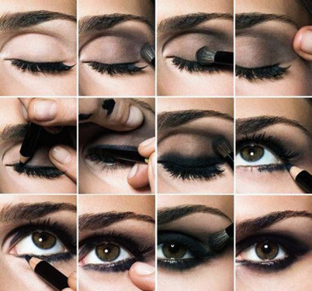 วิธีแต่งตา