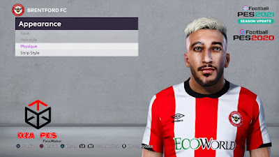 PES 2020 Faces Saïd Benrahma by Dzayer Pes