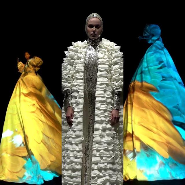 Valentino Haute Couture Digital Fall 2020 by RUNWAY MAGAZINE