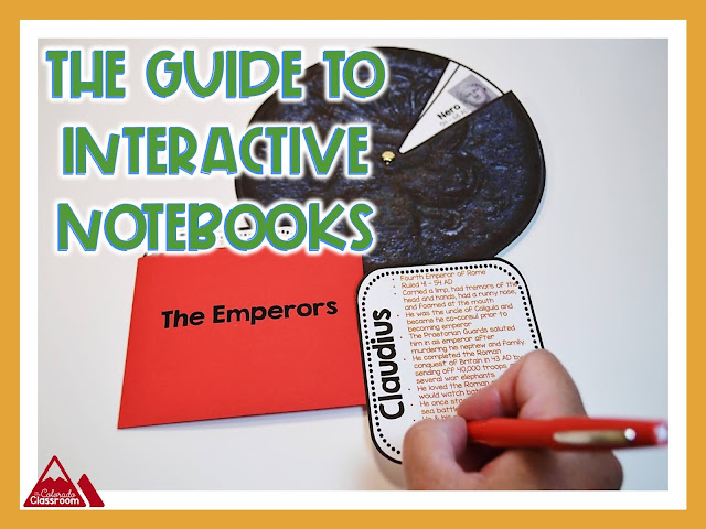 THE Guide to Interactive Notebooks