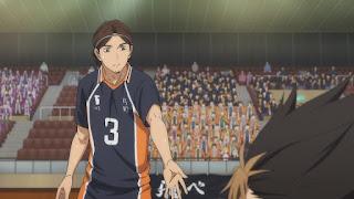 ハイキュー!! アニメ 3期5話 | Karasuno vs Shiratorizawa | HAIKYU!! Season3