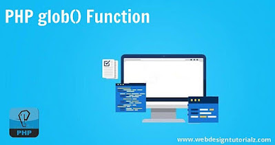 PHP glob() Function