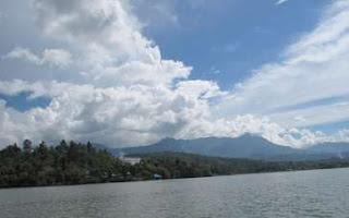 danau tes bengkulu