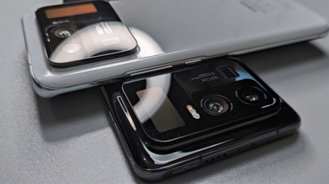 Xiaomi Mi 11 Ultra 120x Zoom