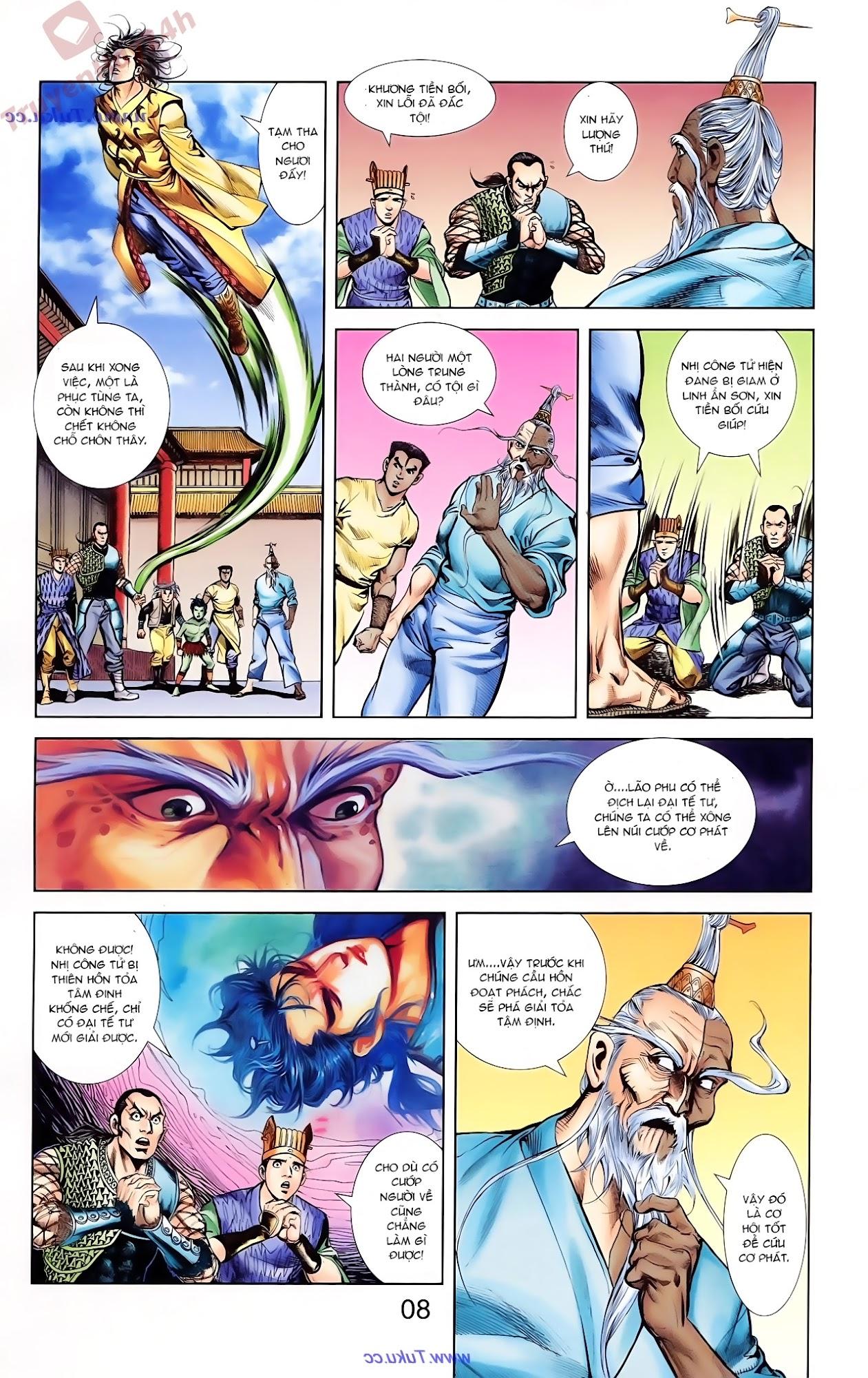 Cơ Phát Khai Chu Bản chapter 78 trang 9