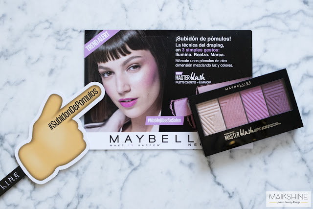 Master Blush Maybelline