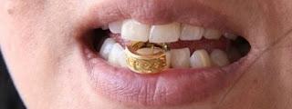 teste de ouro caseiro
