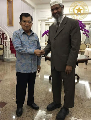 DZN bersama Wapres RI Jusuf Kalla (inet)