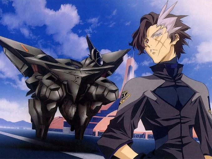 Resenha anime Argento Soma - indicação anime de FICÇÃO CIENTIFICA, AÇÃO, DRAMA e MECHAS