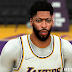 NBA 2K22 & 2K21  Anthony Davis Cyberface and BOdy Model By Lebron Xu