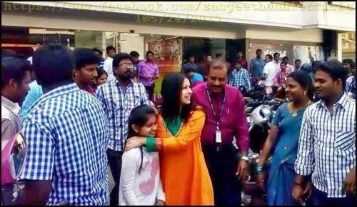 Actor Vijay Daughter Divya Photos