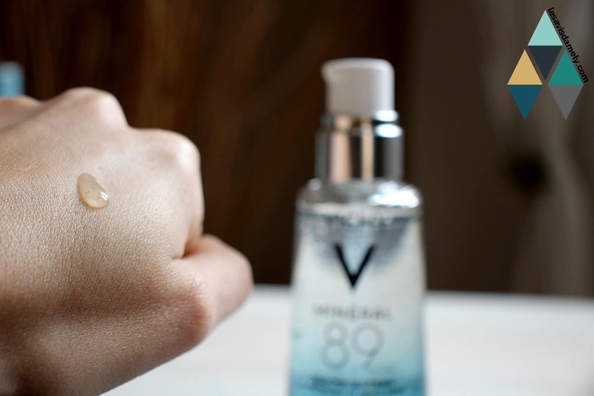 avis serum hydratant booster quotidien peau sèche déshydratée