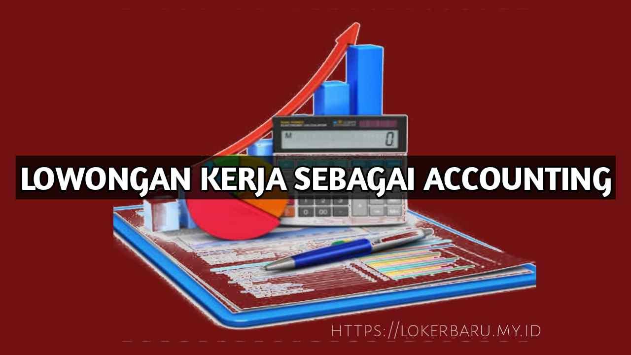 Lowongan Kerja Sebagai Accounting PT Reiser Indonesia Grup Sidoarjo