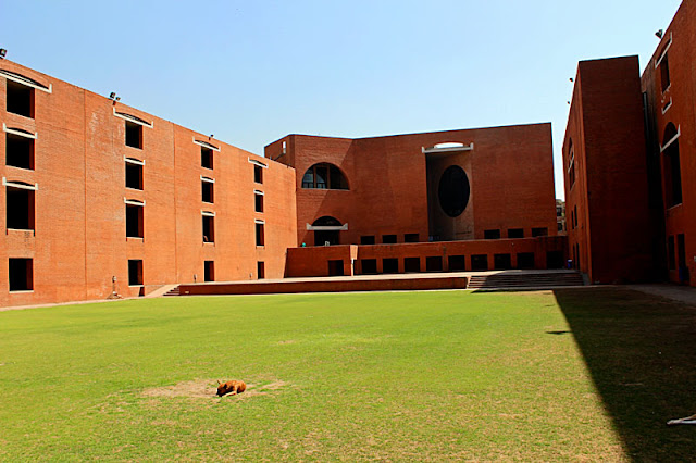 Indian Institute of Management Ahmedabad building