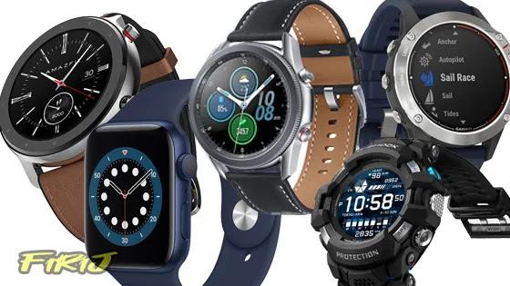 Montres connectées : les meilleurs smartwatches de 2021