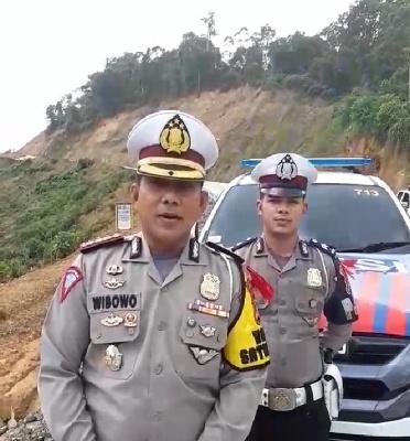 Memasuki Libur Akhir Tahun, Ditlantas Polda Banten Cek Kondisi Jalur Lalulintas Wisata Gunung Luhur Citorek
