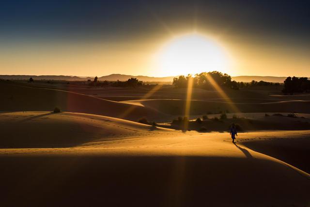 25歲的世界之旅 第17國 埃及見聞錄 紅海畔與薩哈拉沙漠記實