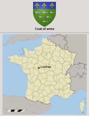 Το Loches της Γαλλίας. http://leipsanothiki.blogspot.be/