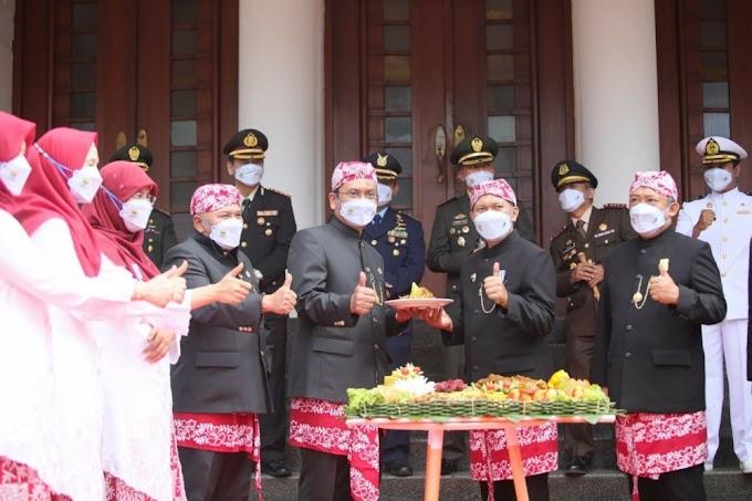 Peringati HJKB ke 211, Mang Oded Ajak Warga Bangkit dari Pendemi