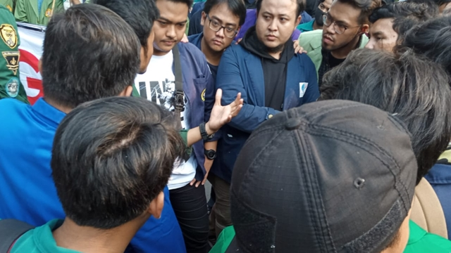 Koordinator BEM SI Mengaku Ditawari Uang oleh Banyak Pihak agar Mahasiswa Tak Demo