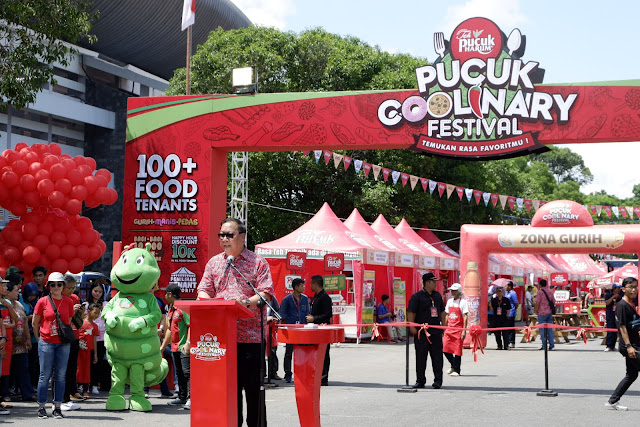 Menjelajah Pedas di Pucuk Coolinary Festival Jogja