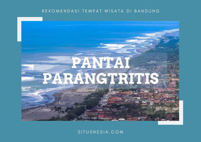Rekomendasi Tempat Wisata di Jogja Saat Pandemi - Pantai Parangtritis