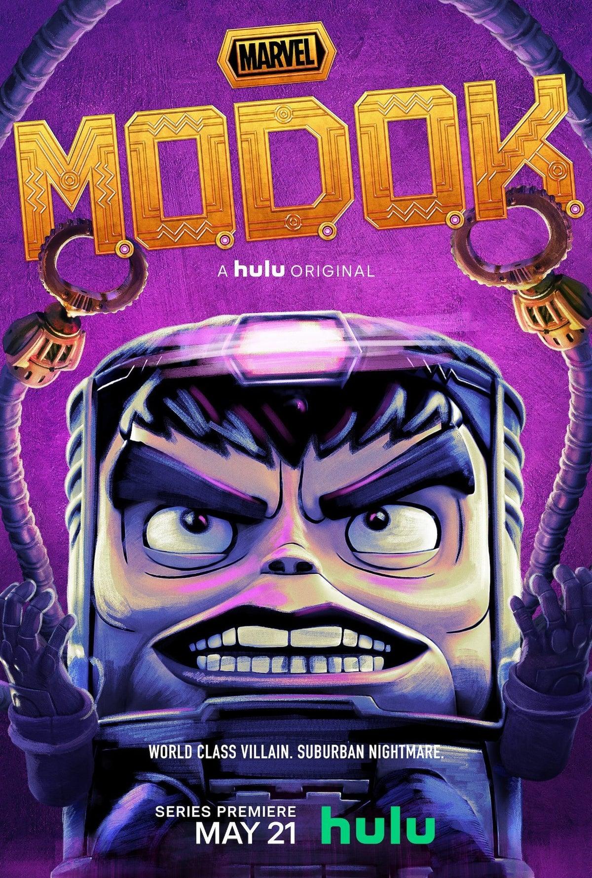 Download Séries M.O.D.O.K. 1ª Temporada Qualidade Hd