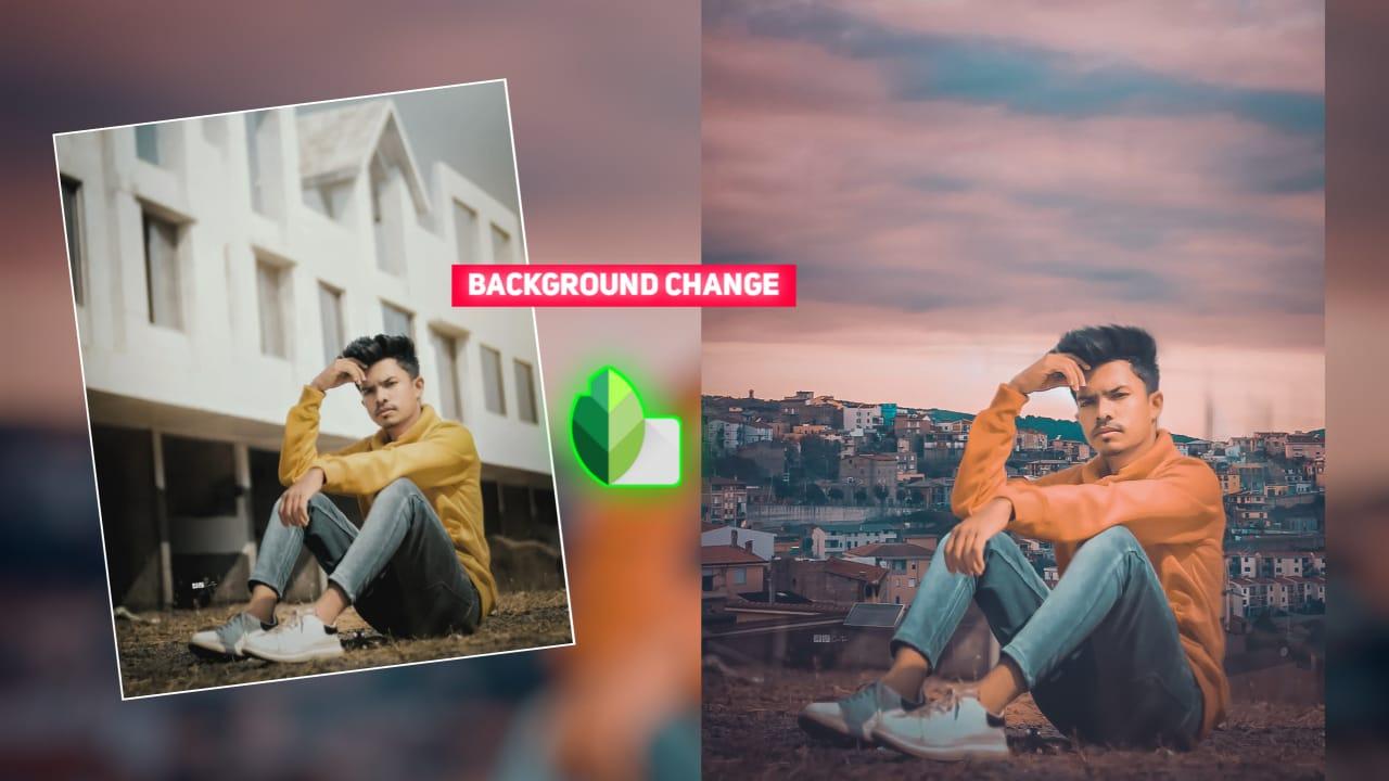 Snapseed City Editing