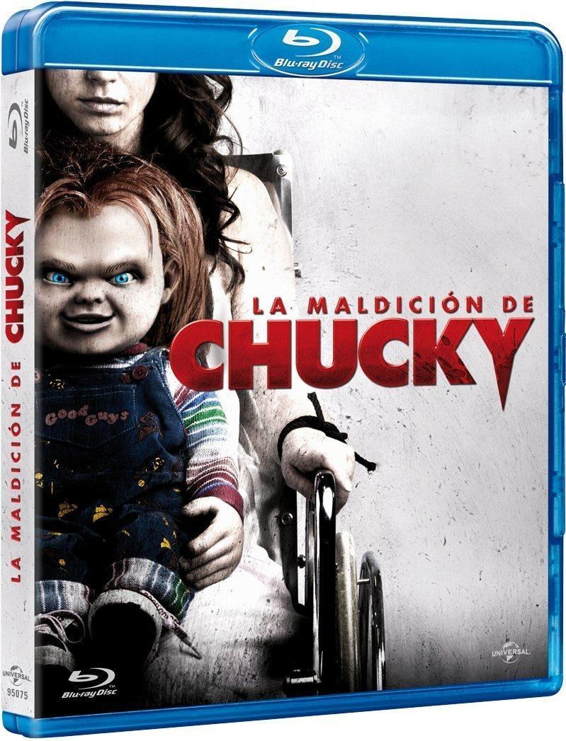 La Maldicion De Chucky (2013) 1080p BD25 Cover Caratula Blu-ray