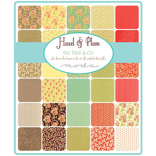 Moda Hazel & Plum Fabric by Fig Tree Quilts for Moda Fabrics