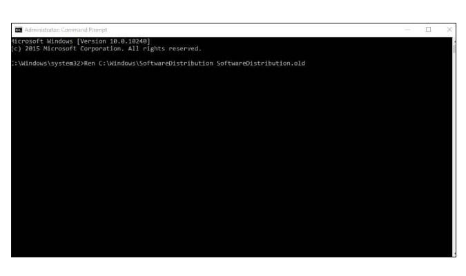 Windows Update Sering Mati Sendiri - Reset Windows Component