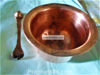 Copper Kalash for Ganesha Worship