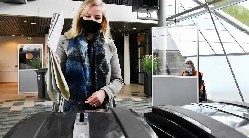 En medio de pandemia y protestas contra el Gobierno, Países Bajos va a las urnas