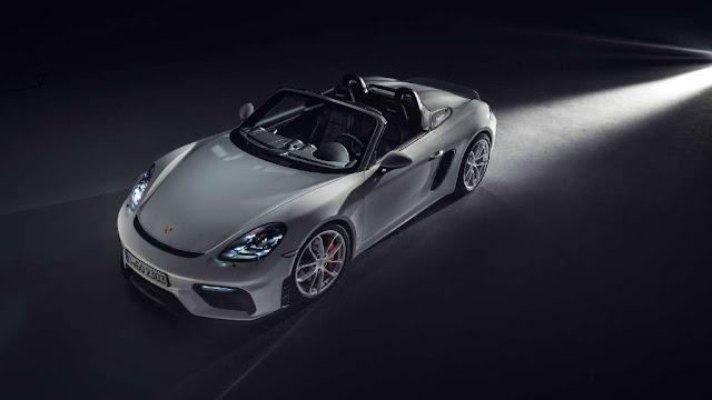 Porsche presenta dos nuevos modelos con motor atmosférico