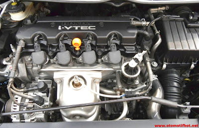Mesin Honda Civic 2008