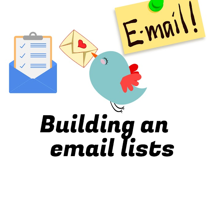 How to build an email list