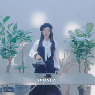 [Mini Album] YOUNHA - UNSTABLE MINDSET (MP3) full zip rar 320kbps