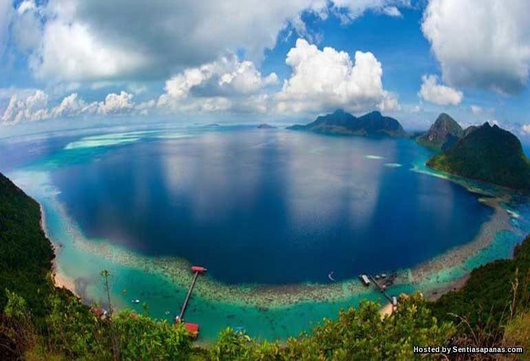 5 'Syurga' Lokasi Menarik Di Sabah Dan Sarawak Yang Anda Patut Kunjungi