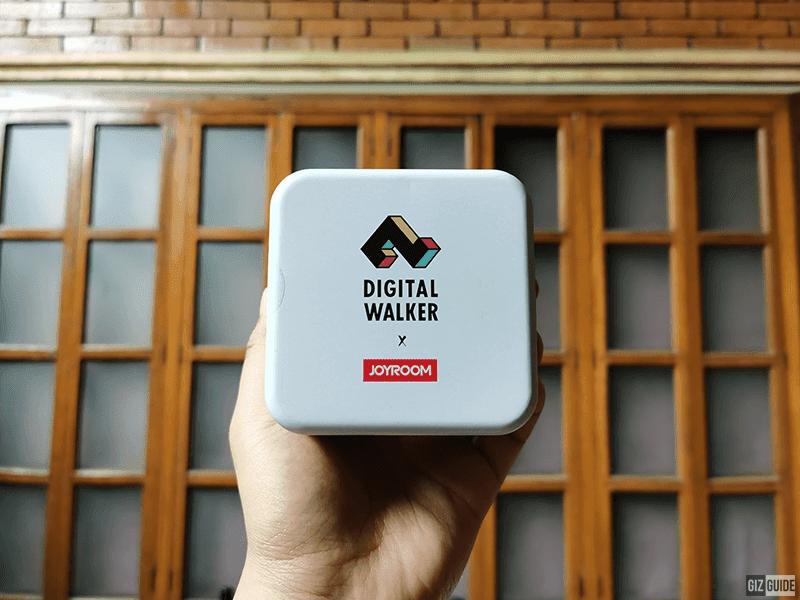 Watch: Digital Walker JOYROOM JR-TS04S Limited Edition Matte Black TWS Unboxing and Giveaway