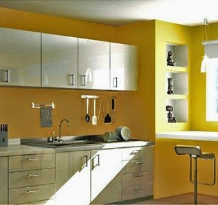 Minimalist Kitchen Paint Colors