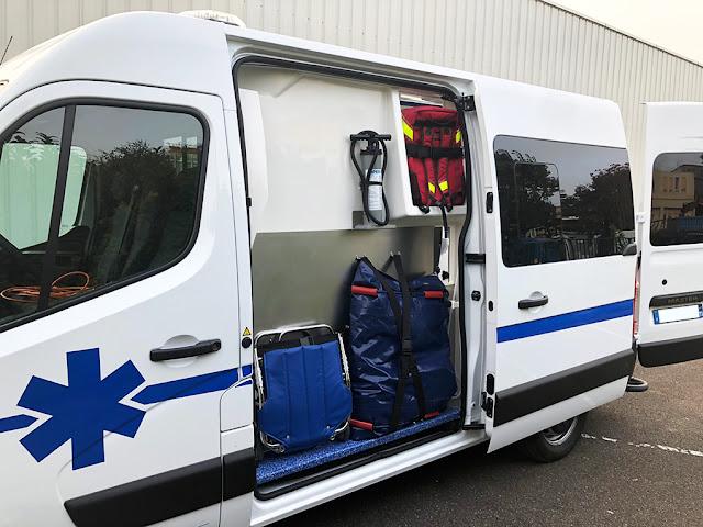 Ambulance Romainville 93230 - Ambulances Fiona Assistance