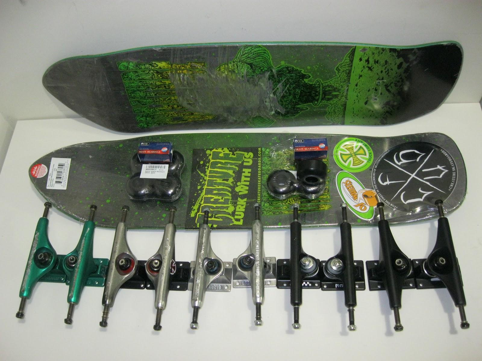 Skateboarding Is My Lifetime Sport: Preparations: 149 truck test
