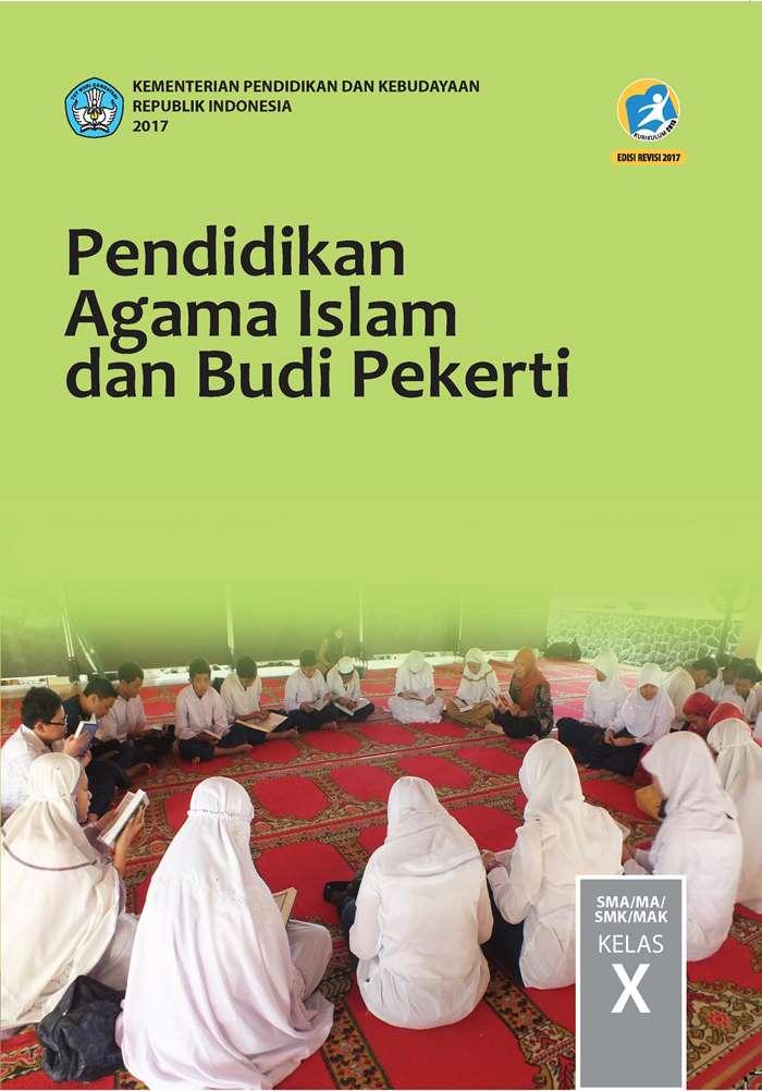 Buku Siswa SMA/MA Kelas X Pendidikan Agama Islam dan Budi Pekerti