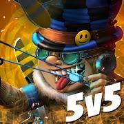 Game MOBA 5v5 Offline đồ họa dẹp như Liên Quân