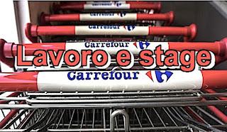 Lavoro e stage Carrefour - adessolavoro.com