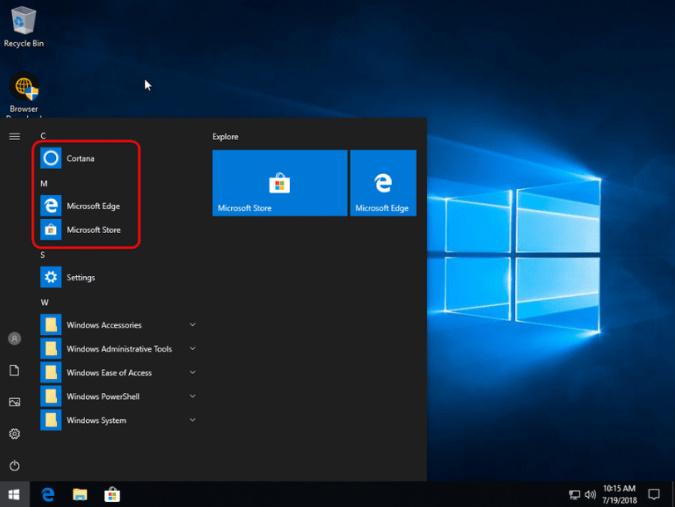 تحميل ويندوز 10 المخفف  Windows 10 RS4 Extreme Little x86  يوليو 2018 أحدث نسخ ويندوز 10 المعدلة والتى تناسب جميع الأجهزة النسخة مبنية على اساس ويندوز 10 ريدستون 4 مضاف إليه آخر التحديثات حتى يوليو 2018 النسخة محذوف منها بعض الأدوات الغير ضرورية والتى يمكن أن تستهلك موارد الجهاز مع الإبقاء على متصفح إيدج وتجر التطبيقات والأدوات الهامة مما يجعل النسخة خفيفة جداً وسريعة على الجهاز ولا تسبب أى بطأ او تهنيج النسخة للنواة 32 بت وبالواجهة الإنجليزية ومفعلة تلقائياً بعد التثبيت ويندوز 10 المخفف  Windows 10 RS4 Extreme Little x86  يوليو 2018 Build – Windows 10 Pro RS4 1803.17134.167 (x86) English Pre-Activated  الاضافات الموجودة في النسخة Microsoft .NET Framework 3.5 Microsoft DirectX 9.0c  ما تم اضافتة للنسخة Free Antivirus Downloader (by aXeSwY) Browser Download (by aXeSwY)  ما لم يتم ازالتة من النسخة Store Store Purchase App Windows Desktop File Explorer App Adobe Flash For Windows Microsoft Hyper-V Microsoft Edge Browser App Windows Manual Setup Feature Windows Media Player Windows Photo Viewer Windows Search Windows Store Client Windows System Restore  ما تم ازالتة من النسخة Alarms & Clock Calculator Calendar & M.ail Camera Print 3D Photos Skype Solitaire Collection Sticky Notes Feedback Hub Films & TV Tips Voice Recorder Get Help Groove Music Wallet Weather Maps Messaging Web Media Extensions Xbox Mixed Reality Viewer Mobile Plans My Office OneNote Paint 3D People Microsoft Connect App Microsoft OneDrive Desktop Client Microsoft Skype ORTC Windows Content Delivery Manager Windows Embedded Features Windows Home Group Windows Quick Assist App Windows Take Test App Microsoft Internet Explorer UI Windows Cortana & StartMenu Search App Microsoft Telemetry Windows Defender Windows People Experience Host Windows SmartScreen  Tweaks Disable Cortana App Hide Taskbar TaskView Icon Disable Automatic Driver Updates through Windows Update Disable Automatic Downloading and Installing 3rd Party Apps Force .NET Programs to Use Newest .NET Framework Enable and Set Windows Photo Viewer